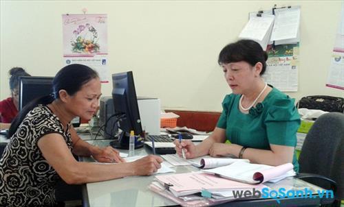 Mua bảo hiểm y tế tại các cơ quan bảo hiểm xã hội và các đại lí thu bảo hiểm xã hội