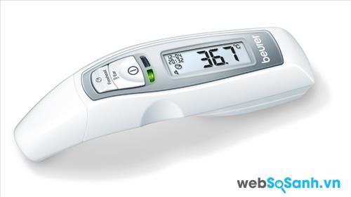 Không biết đo nhiệt kế đo tai thì kết quả thu được sẽ không chính xác