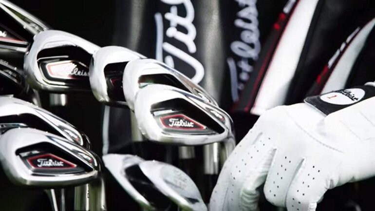 Gậy golf Titleist sử dụng nguyên liệu cao cấp và ứng dụng công nghệ thông minh