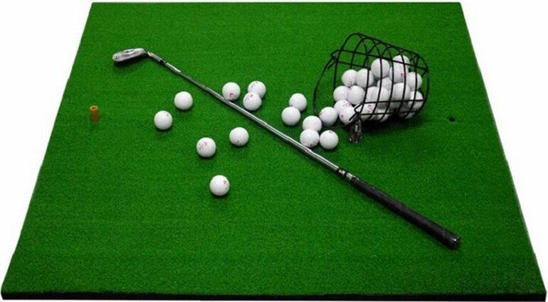 Thảm tập golf tại nhà Swing 100cm x 110cm