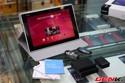 Mở hộp máy tính bảng Xperia Z2 Tablet tại Việt Nam