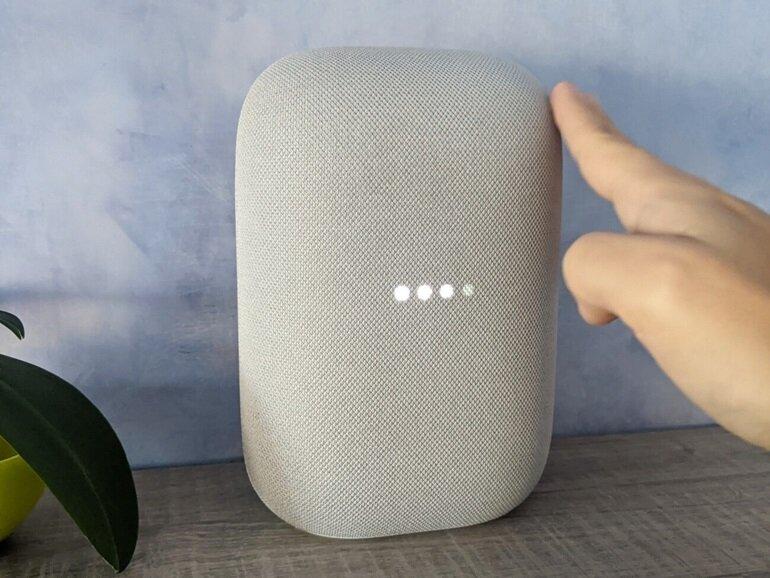 loa bluetooth thông minh Nest Audio