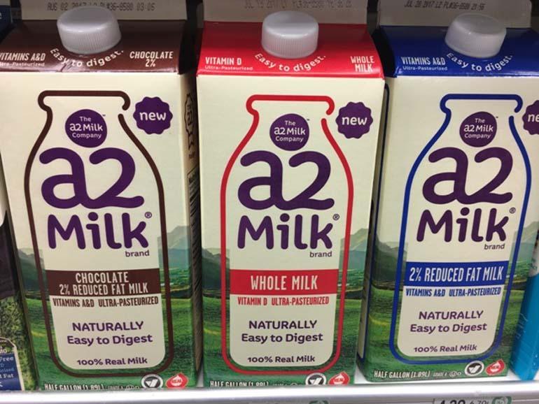 sữa A2 là gì