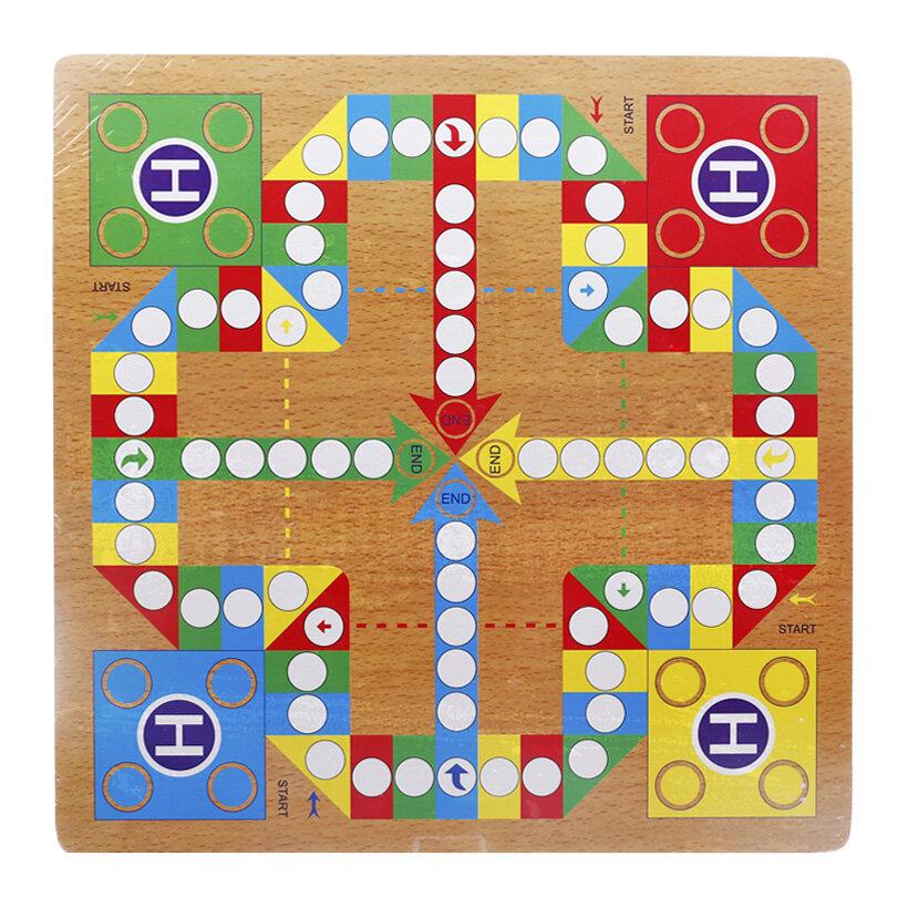 Bảng ghép hình chữ cái và trò chơi cá ngựa Vivitoys.