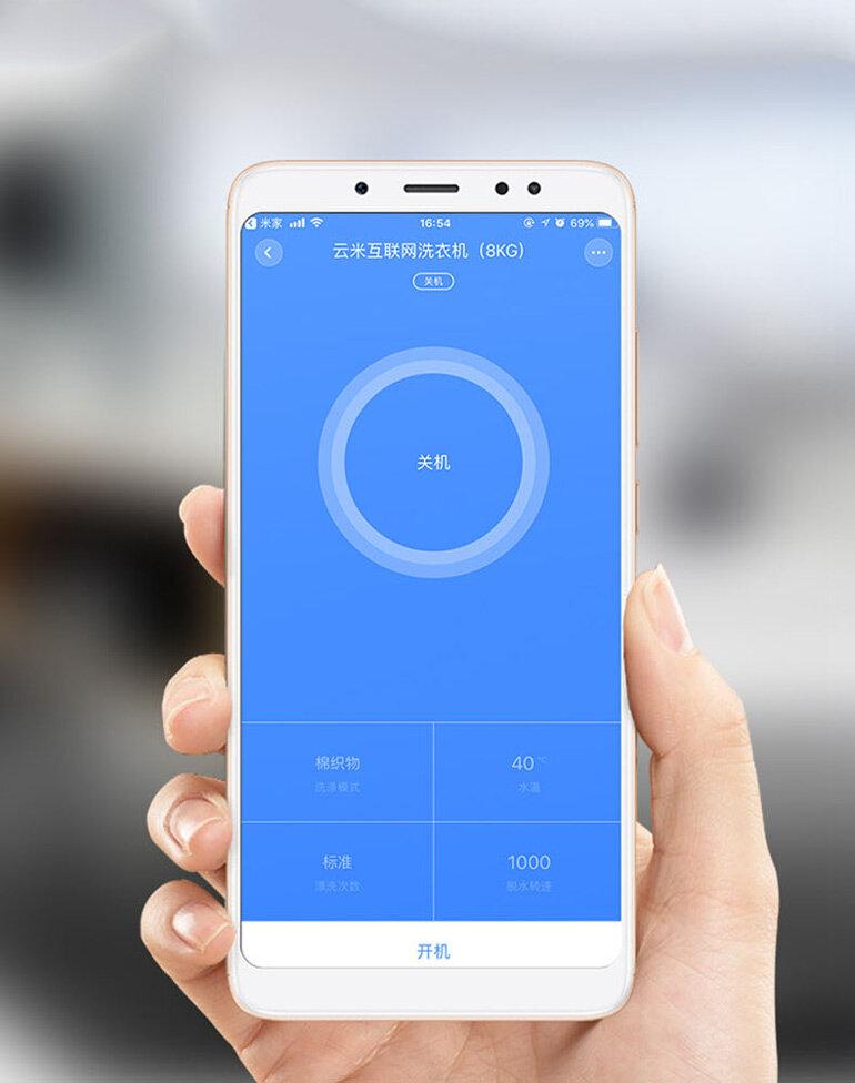Hướng dẫn kết nối app với máy giặt