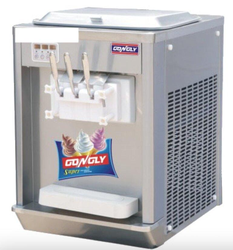 Máy làm kem tươi Donper BQL808