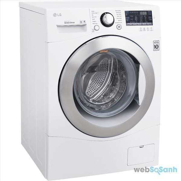Máy giặt sấy 9kg LG F1409DPRW1 có tốt không