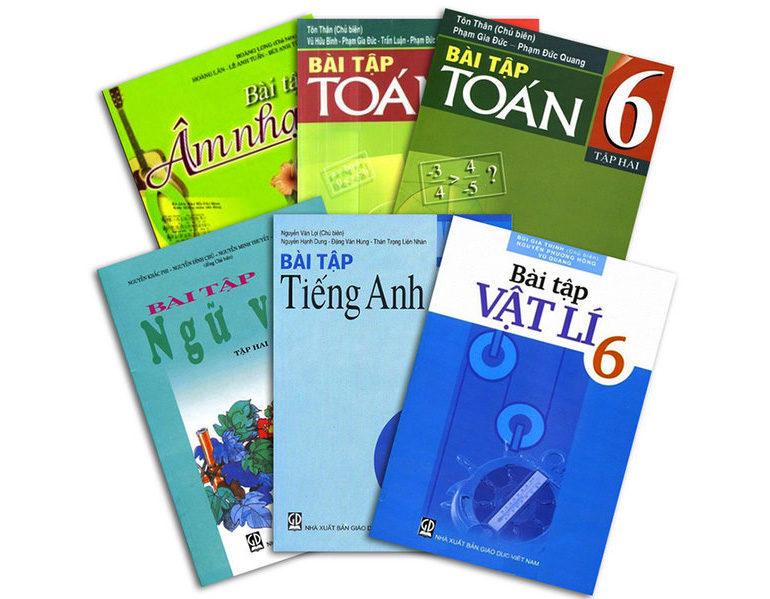 sách giáo khoa
