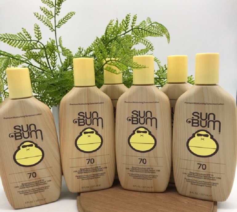 Kem chống nắng Sun Bum Moisturizing Sunscreen Lotion