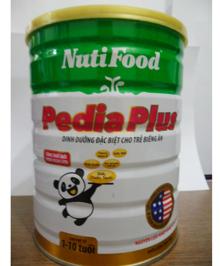 Sữa bột Nutifood Nuti PediaPlus dinh dưỡng cho trẻ từ 1 đến 10 tuổi