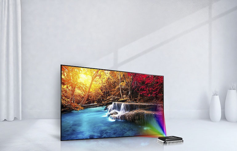 Tầm giá 10 triệu đồng nên mua smat tivi LG nào cho thiết kế màn hình mỏng sang trọng
