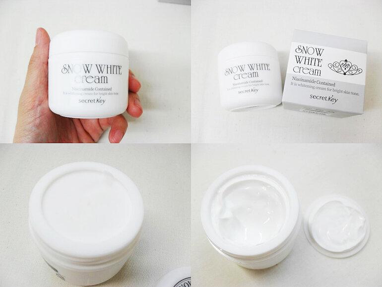 Kem dưỡng da Hàn Quốc Snow White Cream