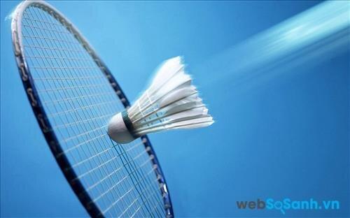 Mỗi đối tượng sử dụng cần có khối lượng vợt cầu phù hợp