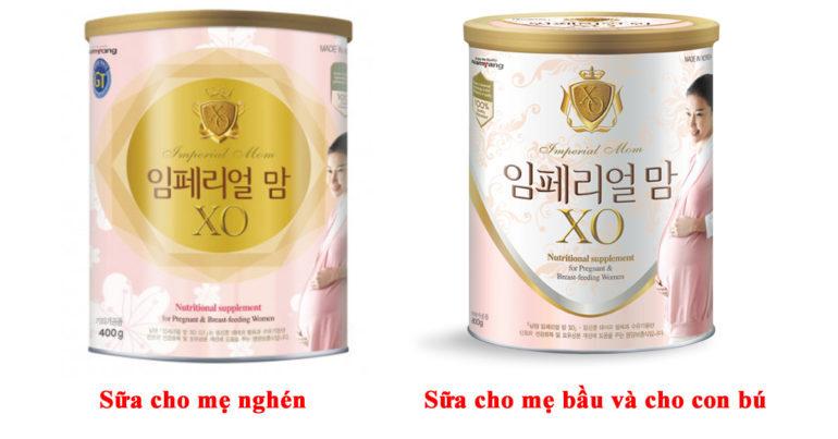 Sữa bầu XO mom của Hàn Quốc có tốt và dễ uống không ? Giá bao nhiêu tiền ?