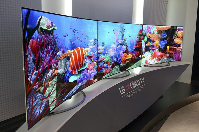 Tivi OLED LG chất lượng trên từng sản phẩm - Thương hiệu cho gia đình bạn
