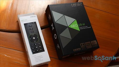 Minix Neo U9H
