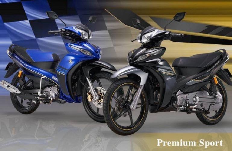 Xe máy Yamaha Jupiter 2018