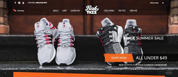 Balo VNXK là địa chỉ mua hàng chính hãng giá rẻ được nhiều bạn trẻ ưa chuộng