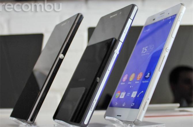 So sánh Sony Xperia Z1, Z2 và Z3: Nhìn lại 3 các thế hệ