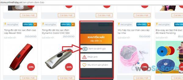 săn deal giá sốc online friday 2017 ngày mua sắm trực tuyến 2017