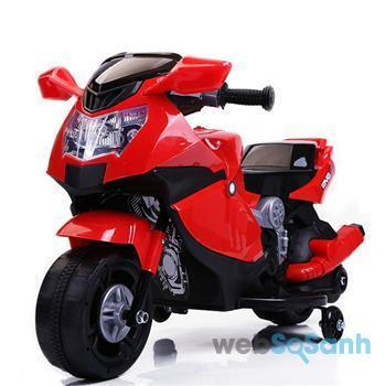 có nên mua xe máy điện cho trẻ em không