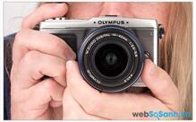 Bảng giá các dòng máy ảnh DSLR Olympus trên thị trường tháng 2/2016