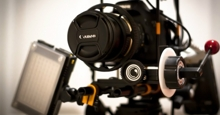 Quay phim HD trên máy ảnh DSLR: Ưu điểm đáng khen và nhược điểm còn tồn đọng