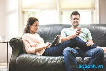 Sử dụng smartphone khi xem TiVi có hại cho não
