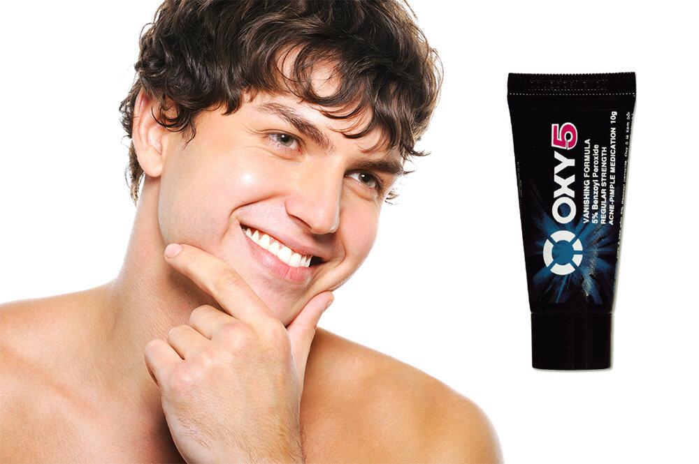 Kem trị mụn Oxy 5