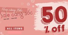 Tổng hợp các chương trình khuyến mãi hấp dẫn kỷ niệm ngày Quốc tế Phụ nữ 8/3