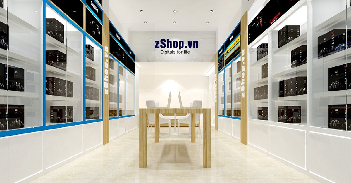 zShop.vn – Camera Store lớn nhất Việt Nam
