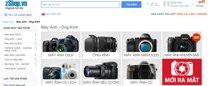 zShop.vn – địa chỉ mua máy ảnh uy tín, giá tốt
