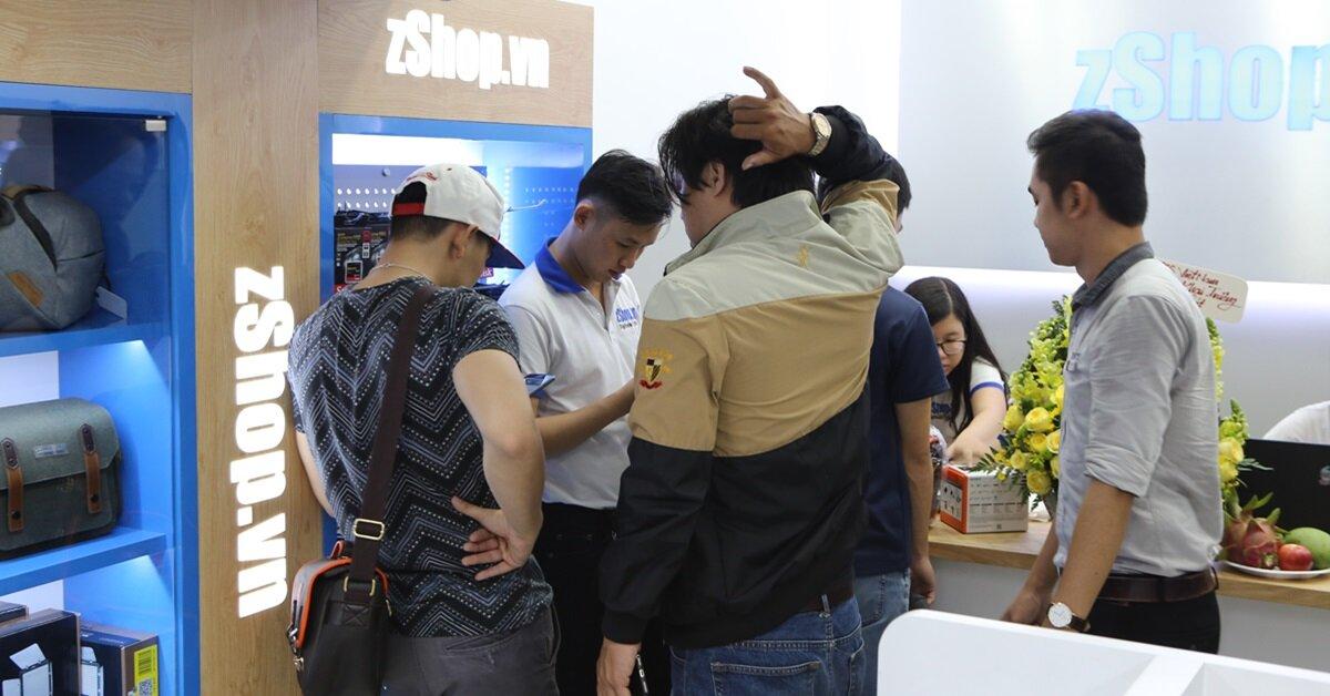 zShop.vn –  Điểm đến tin cậy của người tiêu dùng