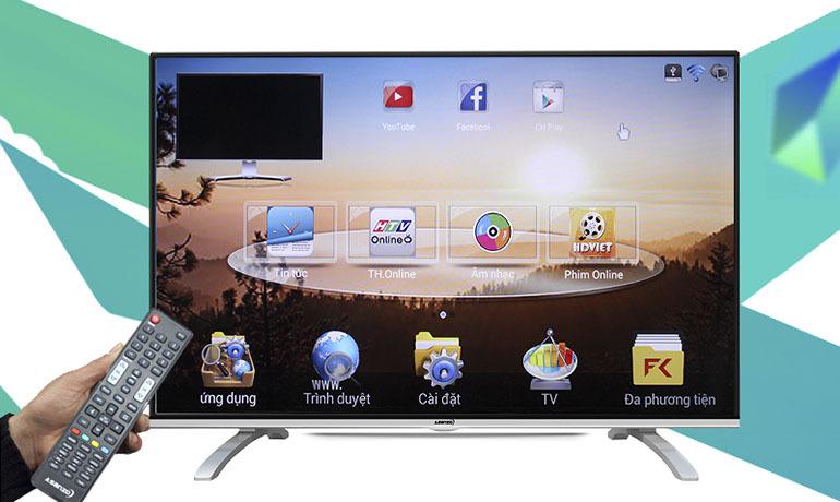 Smart tivi Asanzo chất lượng có tốt không ? Có nên mua về sử dụng không ?