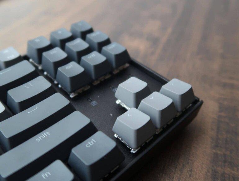 bàn phím cơ keychron k8