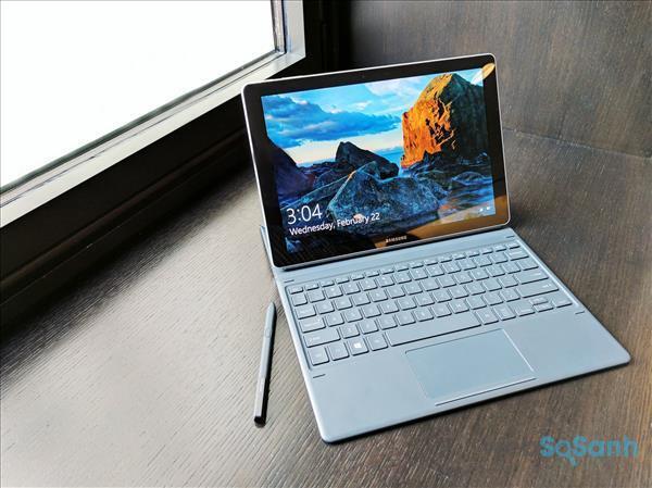 Máy tính bnagr giá rẻ, máy tính bảng samsung galaxy book giá rẻ
