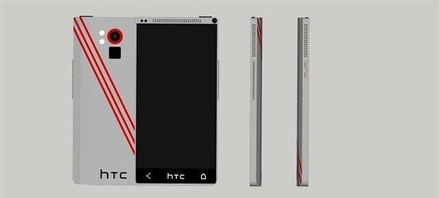 HTC M8 tuyệt đẹp với độ phân giải màn hình 2K