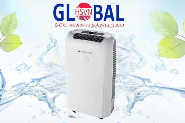 Mẫu máy hút ẩm BIONAIRE BD10 2L.