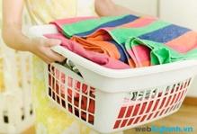 Máy giặt Sanyo ASW-S70V1T được trang bị bộ lọc xơ vải tiện lợi