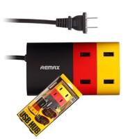 Sạc Remax (4 USB) 5V - 6A cắm điện