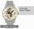 Đồng hồ nam Ogival Skeleton OG829-65AGS T