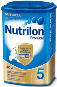 Sữa bột Nutrilon số 5 - 800g