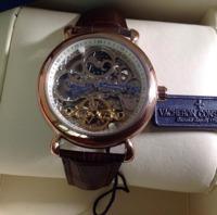 Đồng hồ cơ cao cấp thương hiệu Vacheron VC7318