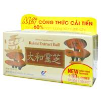 Thực phẩm tăng cường sức đề kháng Reishi Extract Ball 30 gói