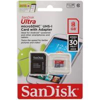 Thẻ nhớ MicroSD Sandisk Ultra 10-16Gb