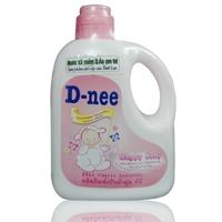 Nước xả mềm quần áo em bé Dnee 1000ml
