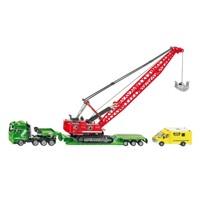 Mô hình xe tải, xe cần cẩu và xe dịch vụ Siku 1834
