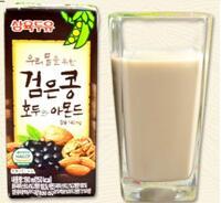 Sữa óc chó, đậu đen, hạnh nhân Hàn Quốc 24 hộp