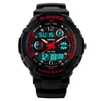 Đồng hồ bé trai dây nhựa Skmei 0931L