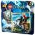Bộ xếp hình Tháp mục tiêu Lego Chima 70110